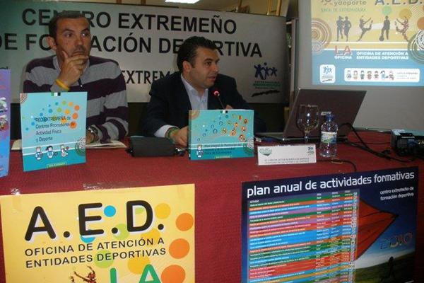 Extremadura cuenta ya con una oficina de entidades for Oficina de turismo de merida