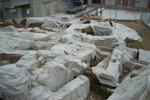 Baños Romanos Merida:El Consorcio de Mérida adecuará los baños públicos romanos de