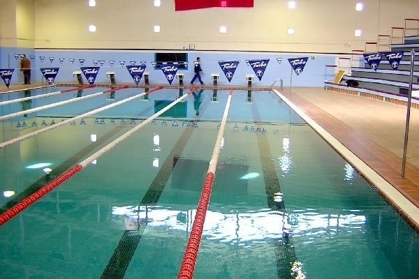 Las piscinas municipales de verano de m rida abren sus for Piscinas ecologicas en argentina