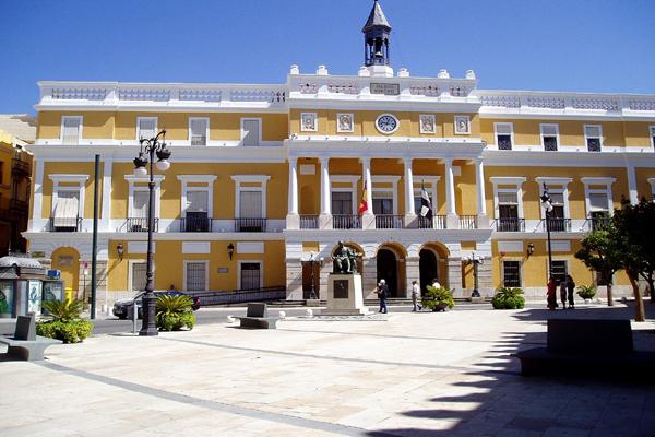 badajoz ayuntamiento turismo