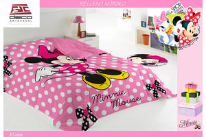 Normal fotos del muro de decoartesanal fdc duvet minnie