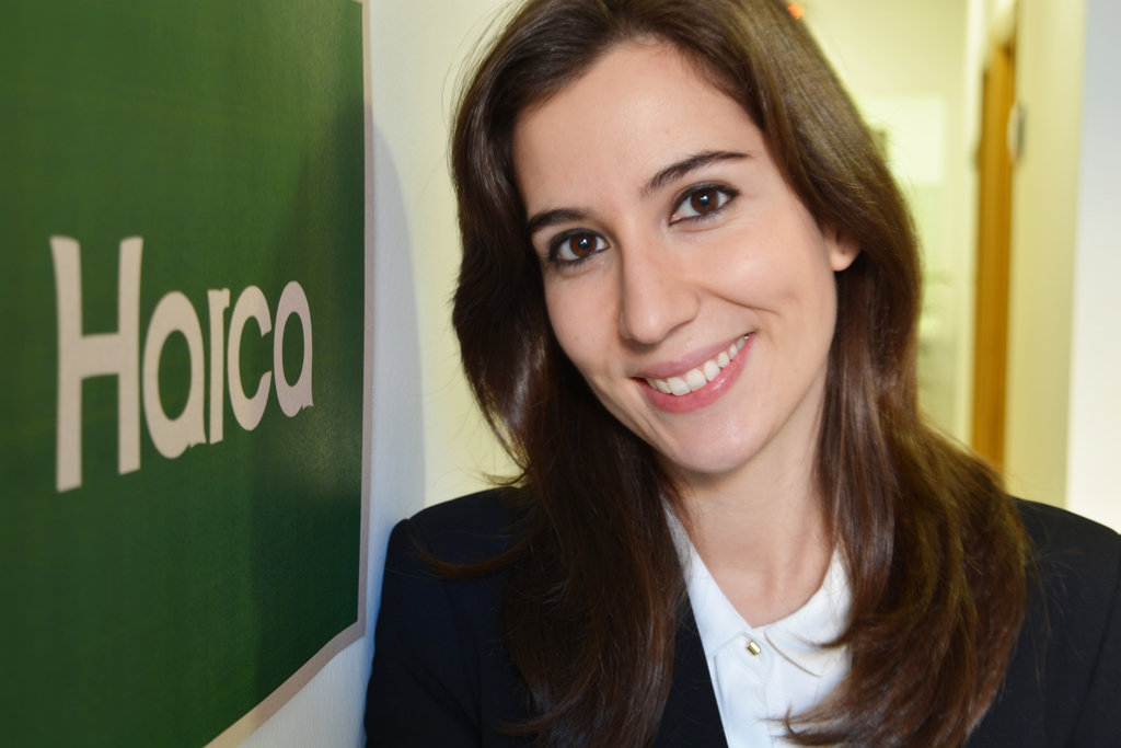Web fotos del muro de harca marketing sostenible cristina sanabria ceo harca marketing