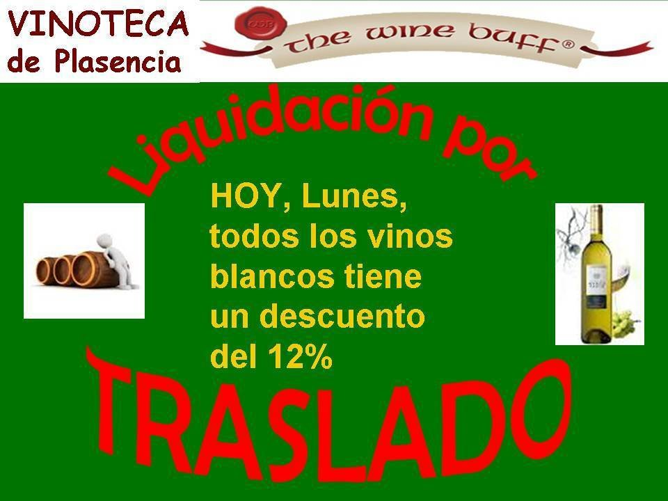 Web fotos del muro de the wine buff febrero