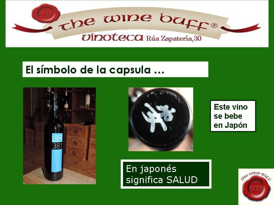 Web fotos del muro de the wine buff viernes