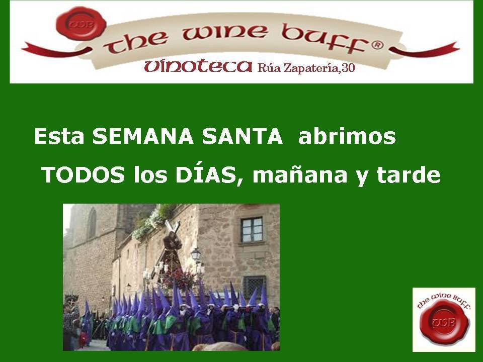 Web fotos del muro de the wine buff s sta