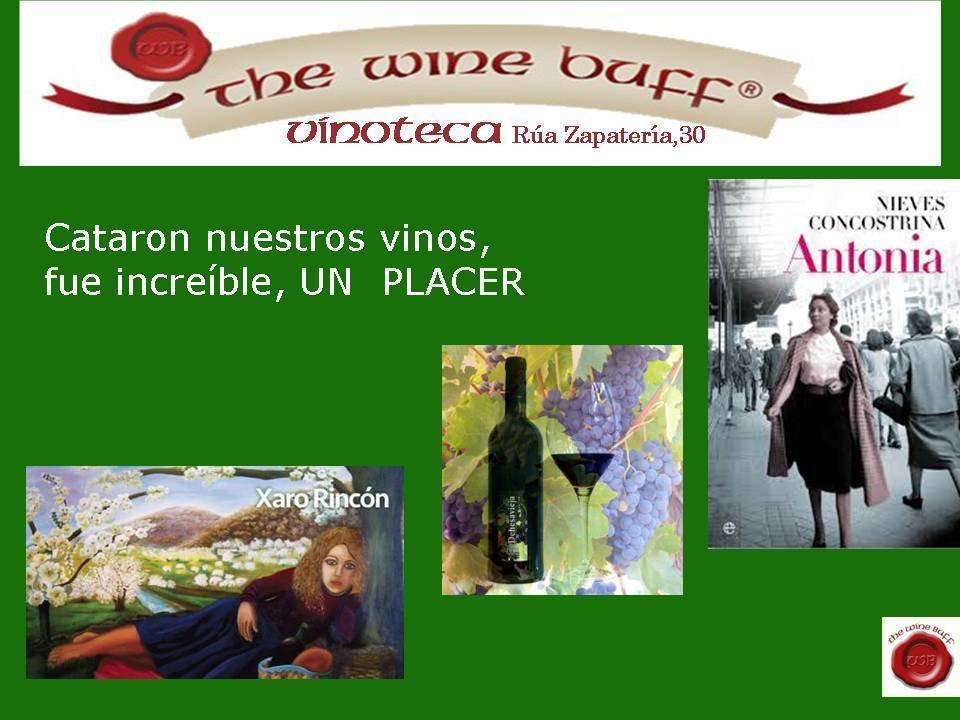 Web fotos del muro de the wine buff mujeres escritoras 1