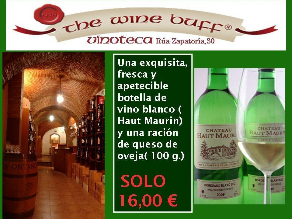 Web fotos del muro de the wine buff 11 de junio