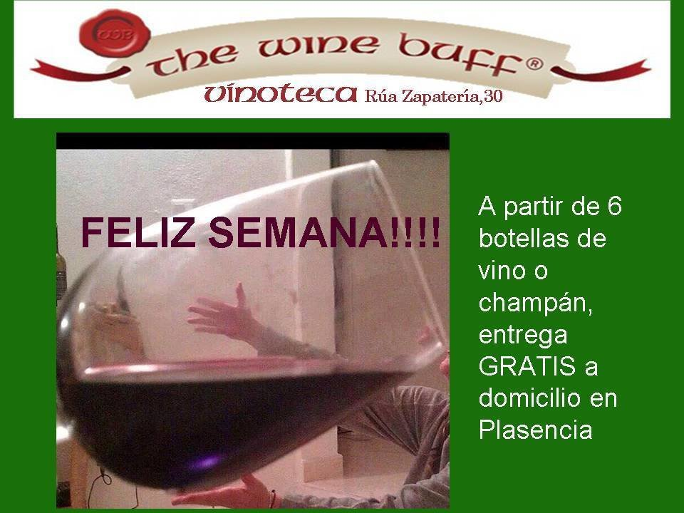 Web fotos del muro de the wine buff copazo