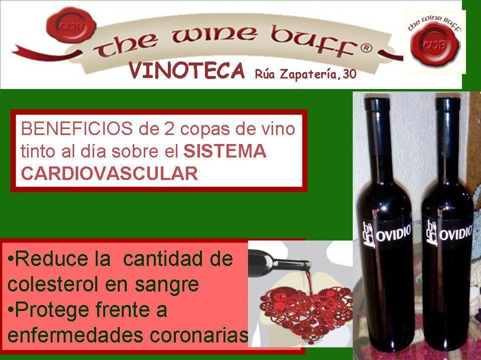 Web fotos del muro de the wine buff sma cardiovascular con ovidio