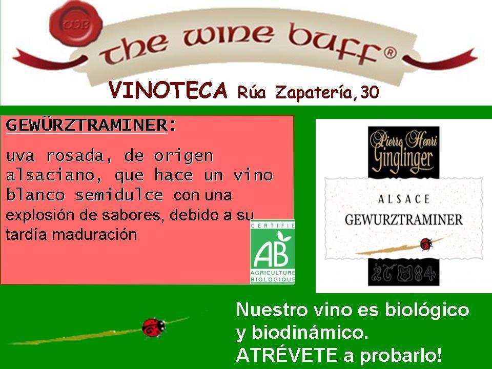 Web fotos del muro de the wine buff 19 de agosto