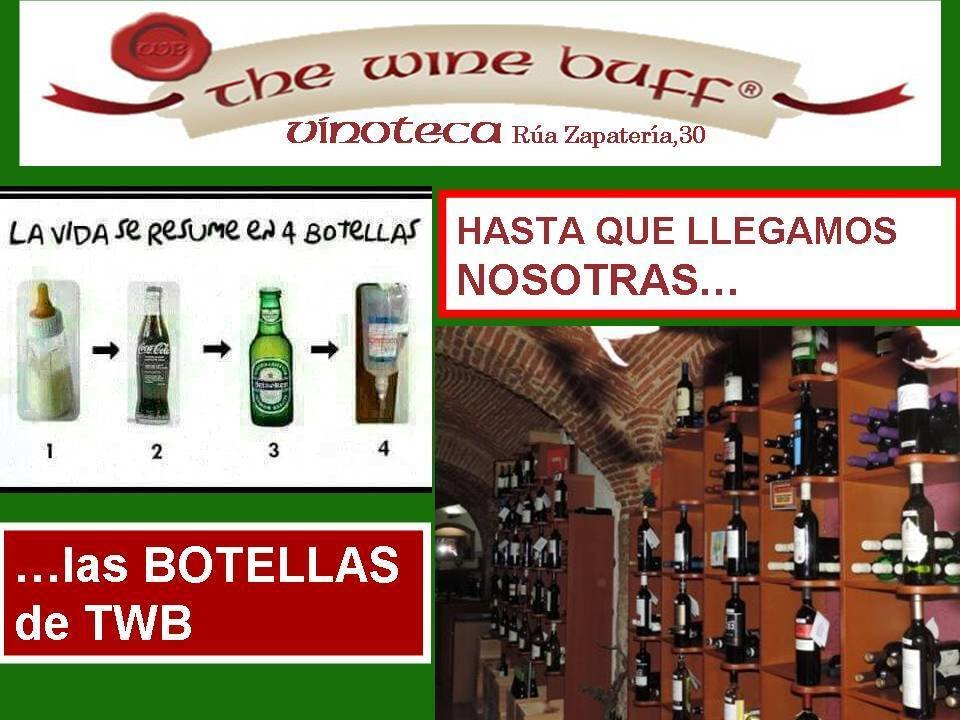 Web fotos del muro de the wine buff martes 25 agosto