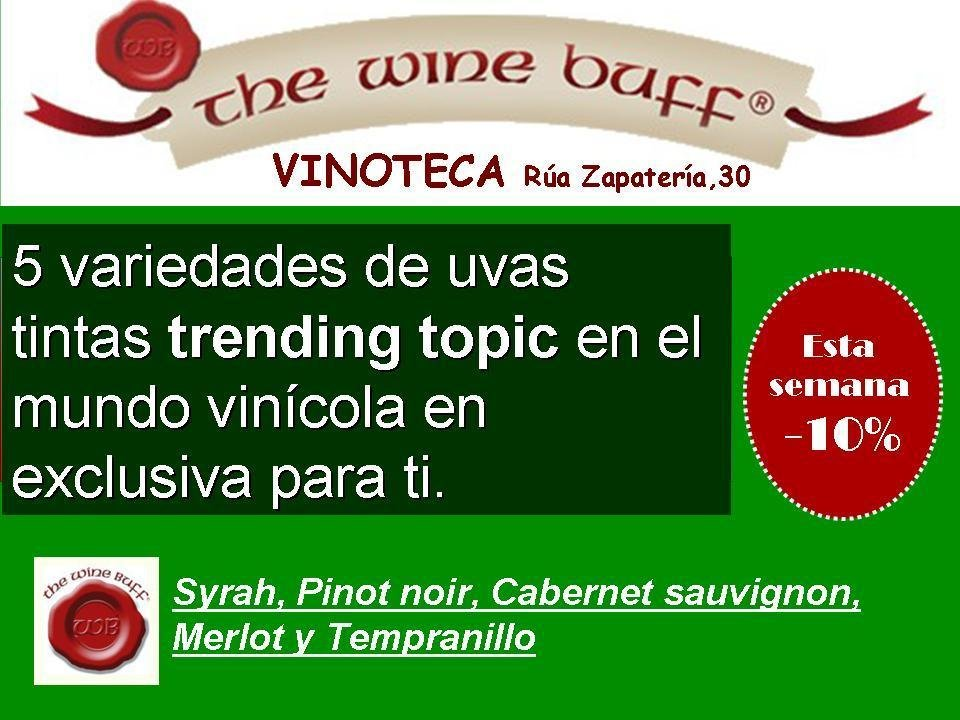 Web fotos del muro de the wine buff miercoles 26 de agosto