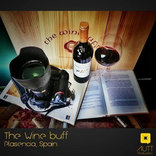 Web fotos del muro de the wine buff sin palabras solo degustalo
