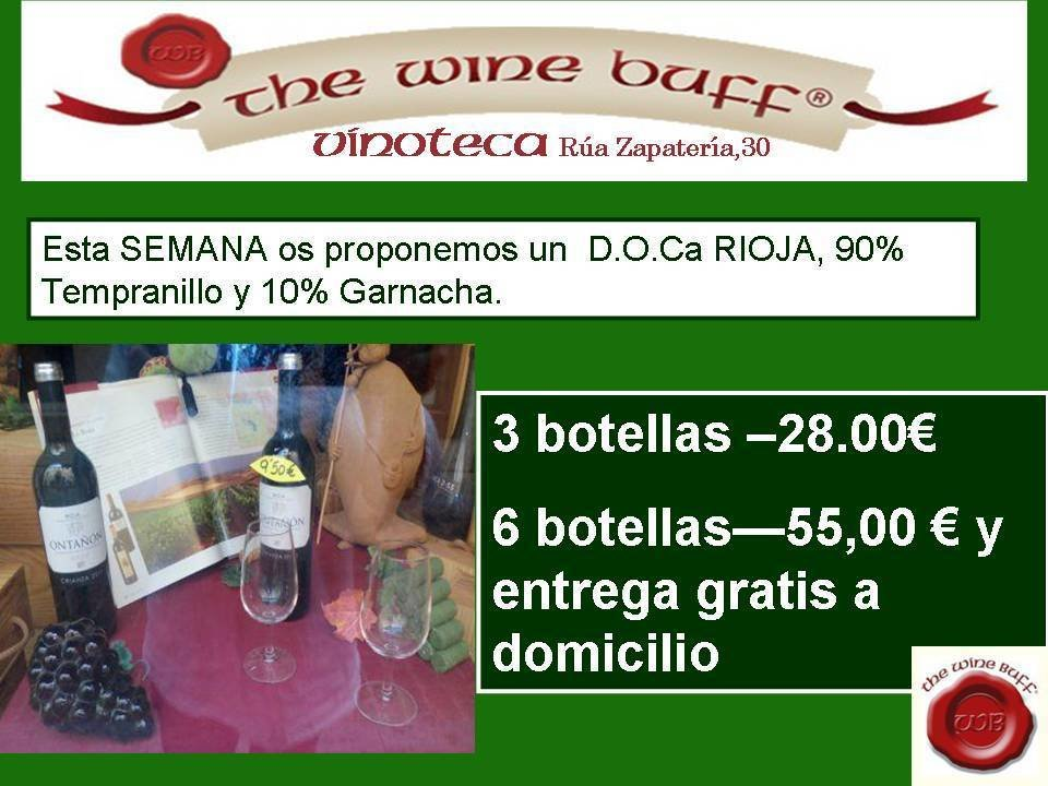 Web fotos del muro de the wine buff 13 octubre