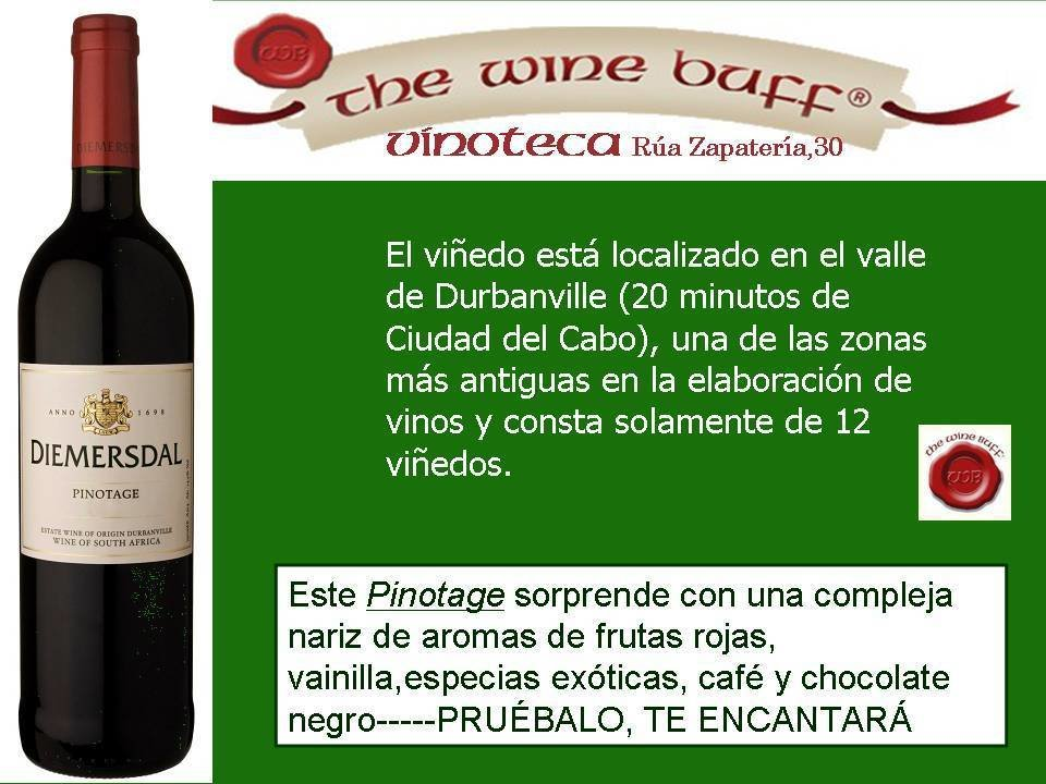 Web fotos del muro de the wine buff 27 octubre