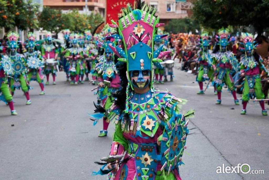 carnaval badajoz comparsas