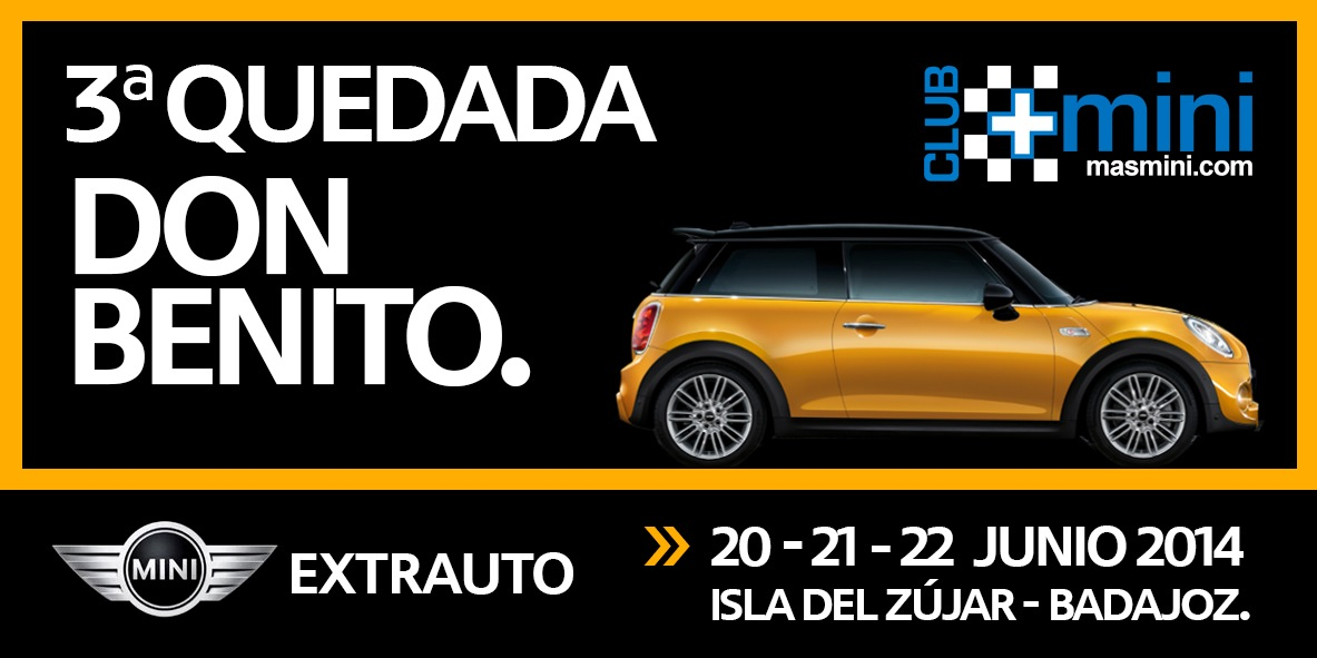 3 quedada club mini en don benito