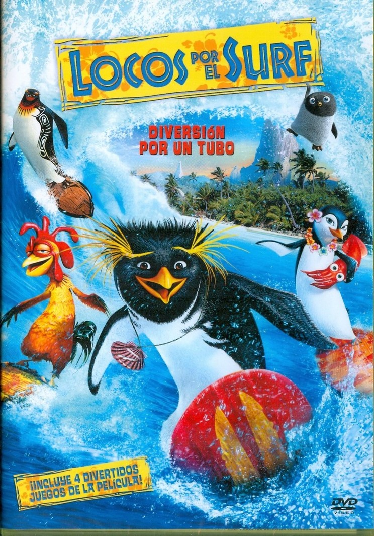 Normal locos por el surf pelicula