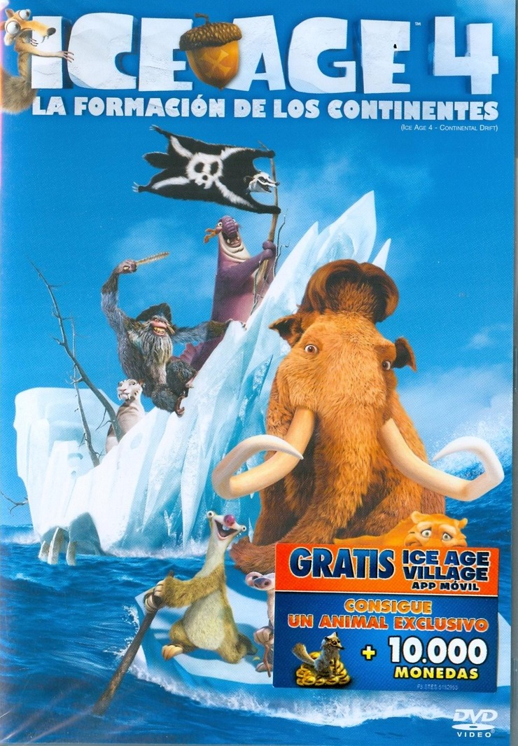 Normal ice age 4 pelicula