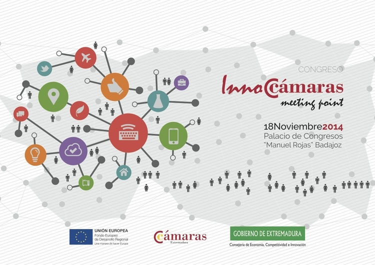 Congreso InnoCámaras Meeting Point 2014 - Extremadura