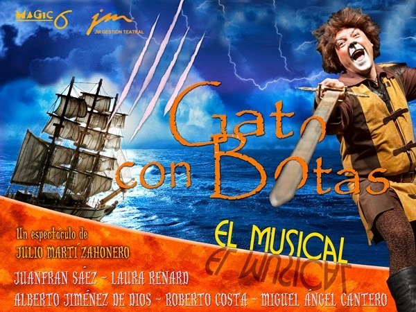 Normal musical familiar el gato con botas