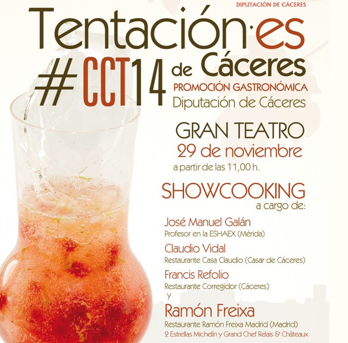 Normal tentacion es 2014 en caceres