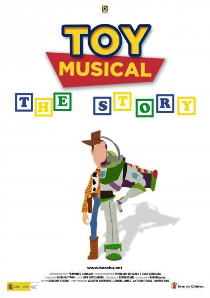 Normal toy story el musical caceres