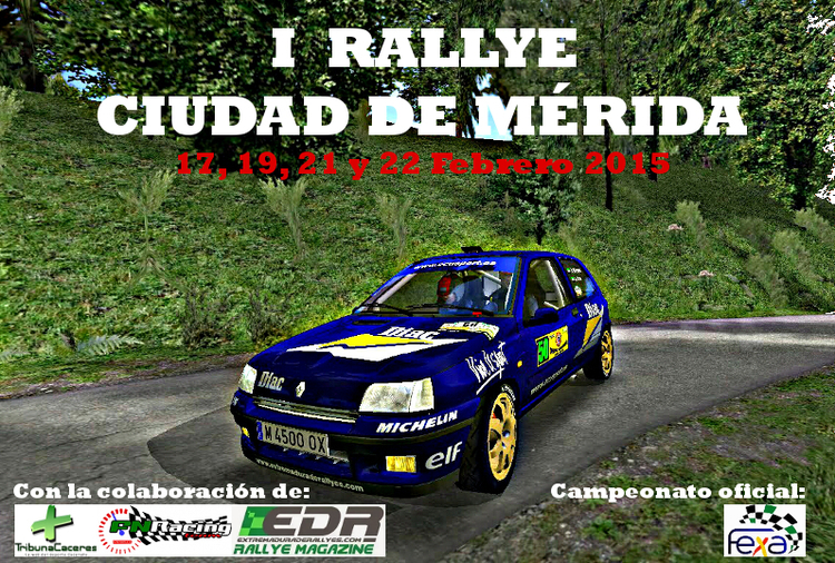 Normal i rallye ciudad de merida rallye virtual