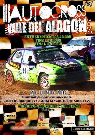 Normal iii autocross valle del alagon aldehuela de jerte
