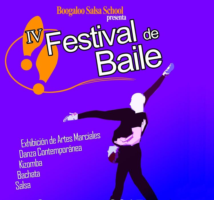 Normal iv festival salsa school badajoz
