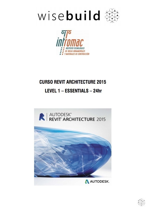 Normal curso revit architecture 2015 level 1 essentials