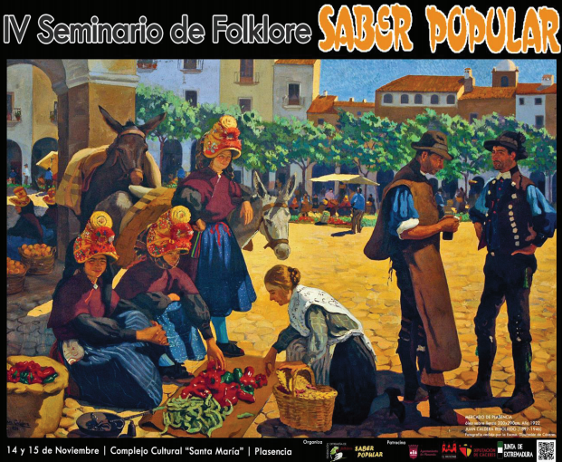 Normal iv seminario de folklore saber popular plasencia