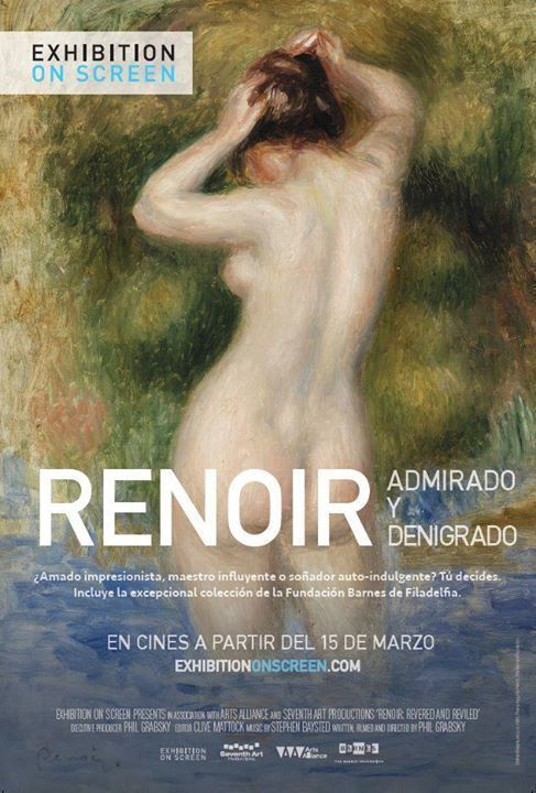 Normal documental renoir admirado y denigrado caceres