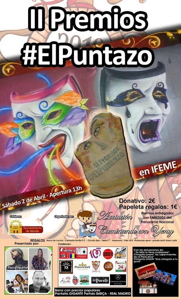 Normal ii premios elpuntazo en merida
