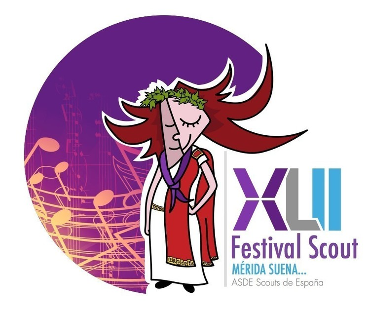 Normal festival scout merida
