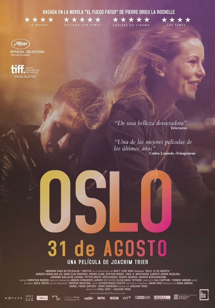 Normal cine oslo 31 august badajoz