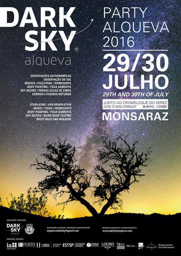 DARKSKY PARTY