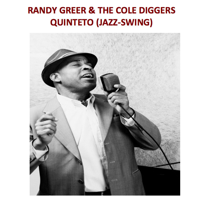 Normal concierto de randy greer and the cole diggers en caceres