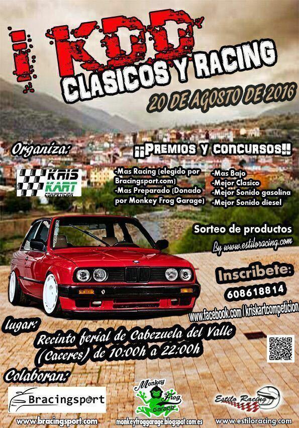 132f67364a1 I Concentración de coches clásicos y Racing en Cabezuela del Valle -  Experiencia en Cabezuela del Valle | extremadura .com