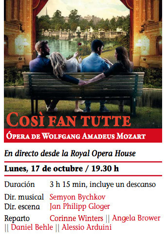 Normal opera cosi fan tutte en caceres