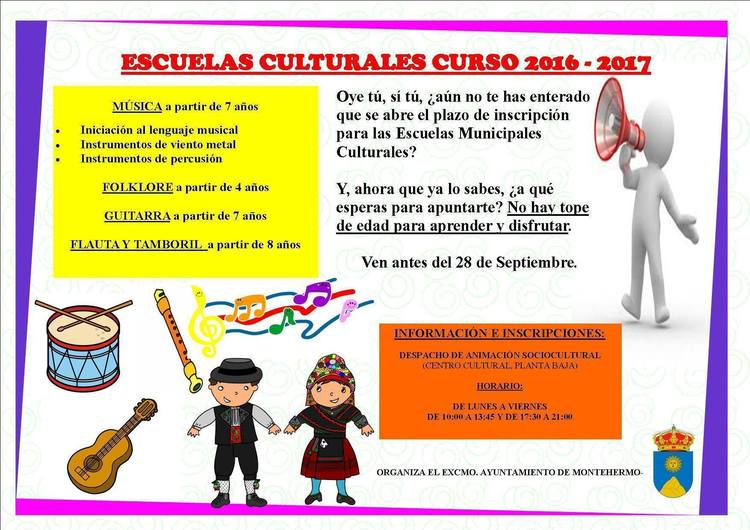 Normal escuelas culturales