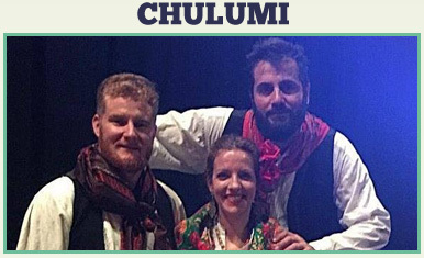 Pasacalles musical Chulumi - Festival El Magusto 2016