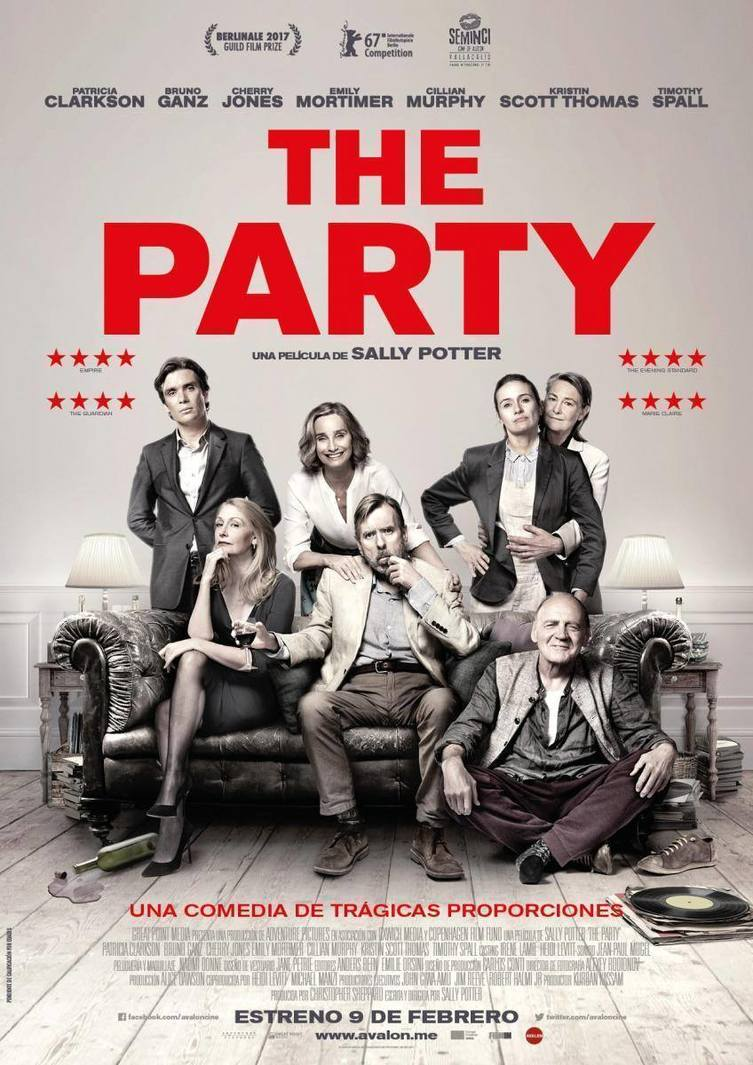 "Cine: ""The Party"" - Jaraíz de la Vera"
