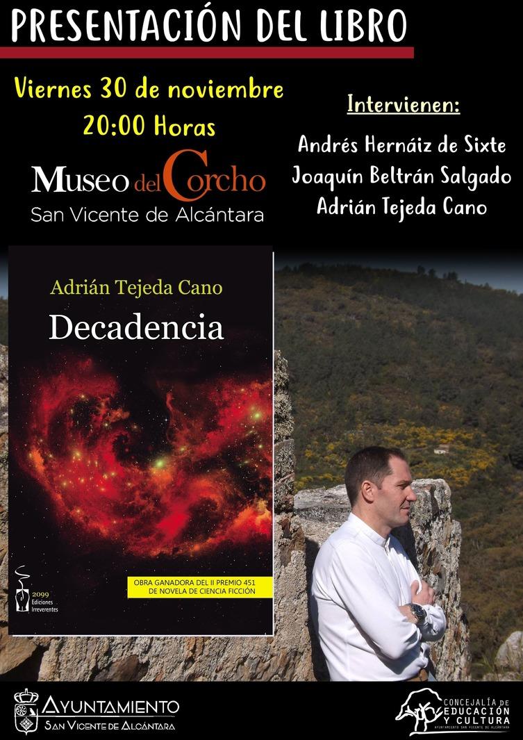 Normal Presentacion Del Libro Decadencia De Adrian Tejeda Cano 14