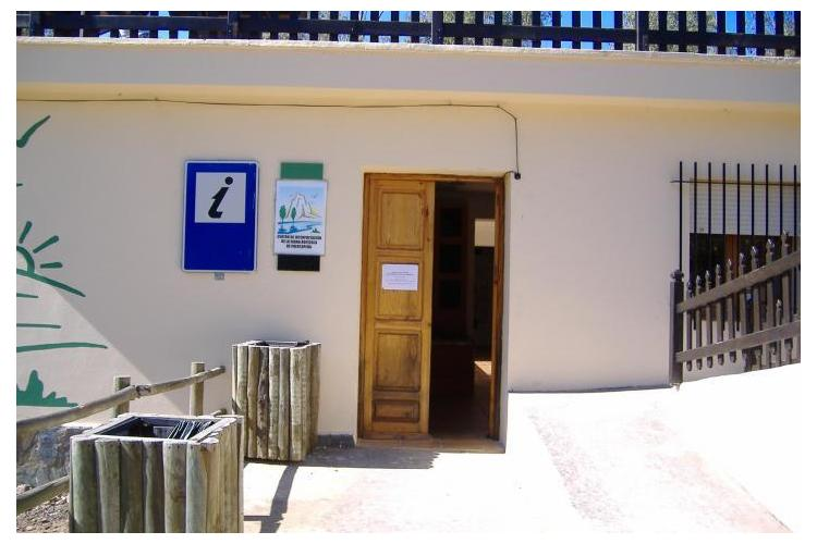 Mapa oficina de turismo de talarrubias for Oficina de turismo caceres