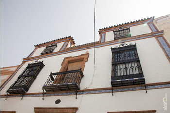 Normal casa anibal gonzalez en zafra