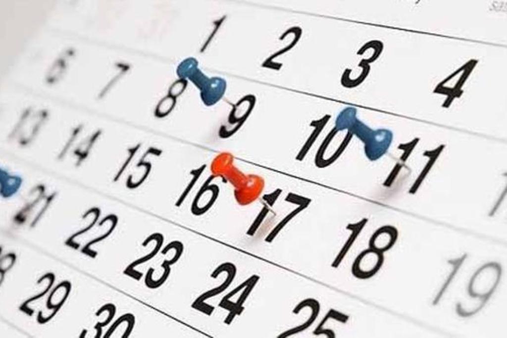 Calendario Laboral 2020 Extremadura.El Doe Publica El Calendario Laboral Oficial De Fiestas
