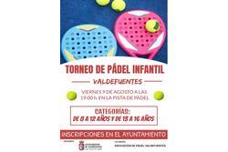 Torneo padel infantil 09 dot 08 dot 19 dam preview