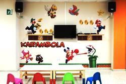 Zona polivalente tv juegos mesas para los mas pequenos dam preview