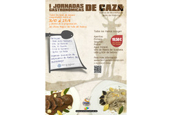 I jornadas gastronomicas de caza cartel 2 dam preview